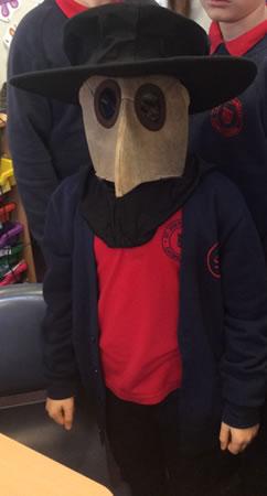 Replica Plague Doctor's Mask